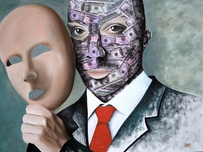 Under Human Mask