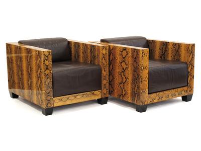 Python Club Chairs