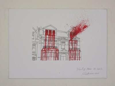 Bleeding House 19-2010B
