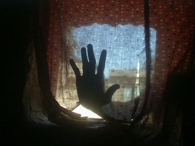 Chambres Maliennes, C'est la chance qui est venu me saluer.