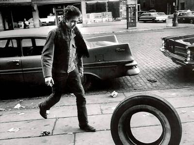 Bob Dylan, New York City