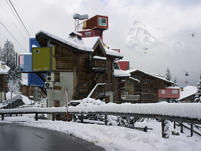 Plug-in City (2000) - Verbier.com