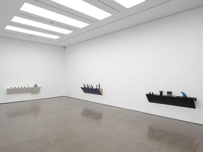 Haim Steinbach: jaws