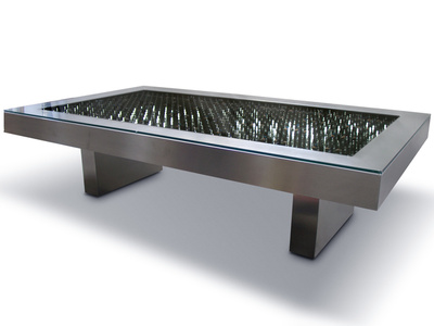 Participative LEDboarding Table