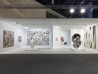 Paul Kasmin Gallery at Art Basel in Miami Beach 2014