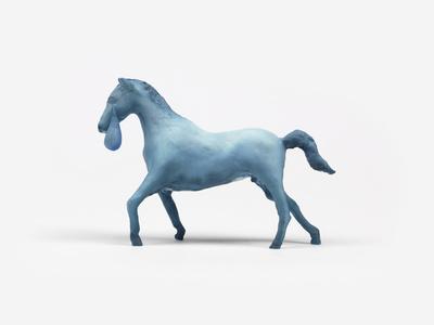 Crying Horse