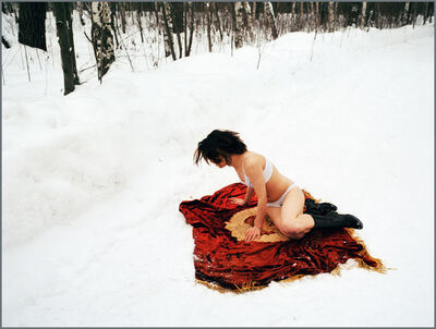 Sergey Bratkov, 'Magic Carpet', 2006