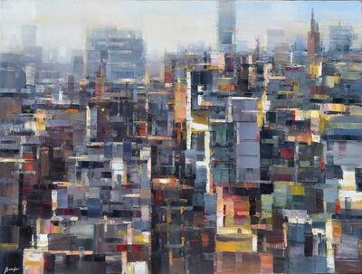 Steven Bewsher, 'Skyline along Mosely Street'