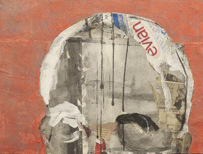 Geoffrey Stein, 'Fluorescent Self Portrait  ', 2014