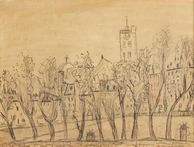 Fiorenzo Tomea, 'Paris', 1934
