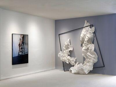 Oskar Rink, 'Unbekannte Größe, solo exhibition', 2017