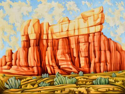 Jono Tew, 'Rock Wall'