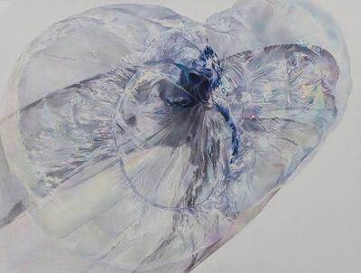 Julia Randall, 'Plastic Blue', 2016
