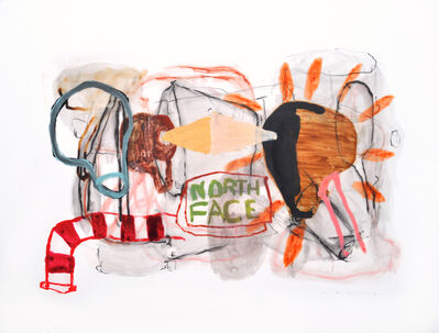 Will Gill, 'North Face', 2015