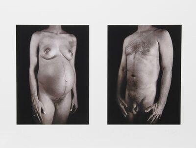 Chuck Close, 'Untitled Daguerreotypes (One Sheet)', 2001