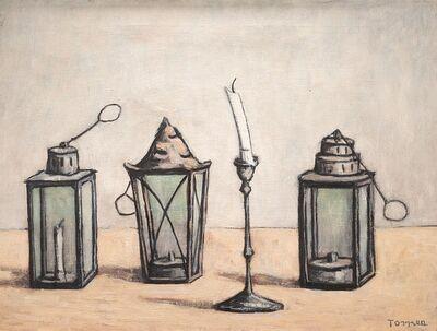 Fiorenzo Tomea, 'Lanterne', 1956