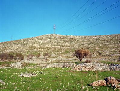 Jeff Wall, 'Hillside near Ragusa', 2007