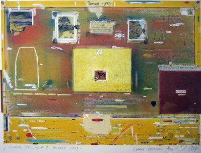 Robert Petersen, 'January 1983 (Color Study #4)', 1984