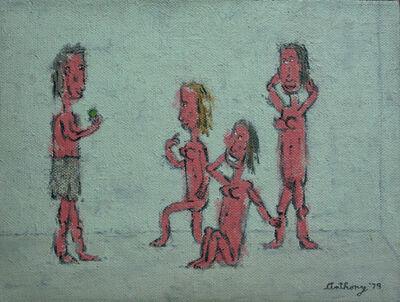 William Anthony, 'Judgement of Paris', 1979