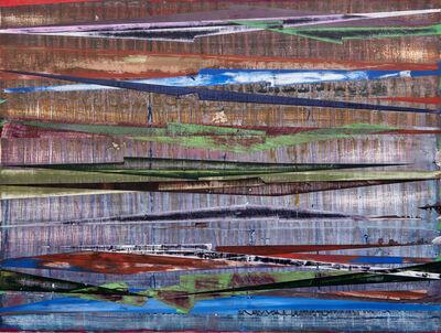 Vincent Pomilio, 'East-West #3', 2015