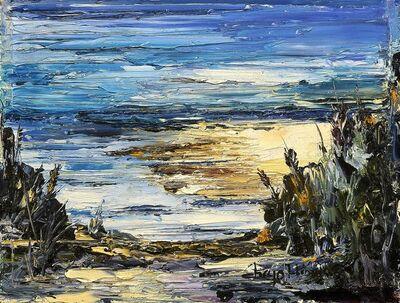Chajo Hinajosa, 'Cielo y mar (Sky and Sea)', 1967