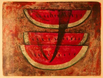 Rufino Tamayo, 'Sandias #1', 1969