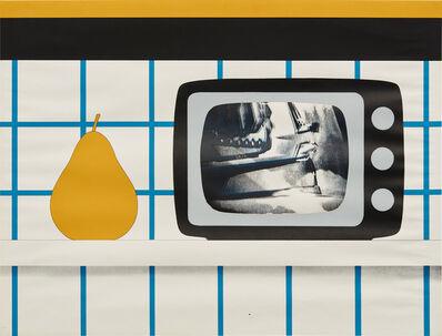 Tom Wesselmann, 'TV Still Life, from 11 Pop Artist's Volume III', 1965-66