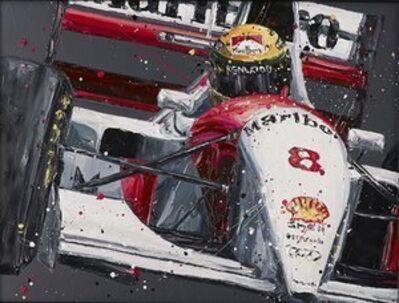 Paul Oz, 'Senna McLaren'