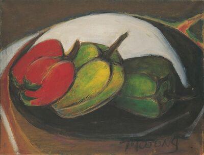 Hoo Mojong, '水果系列 (青椒) Fruit Series (Green Pepper)', 1999