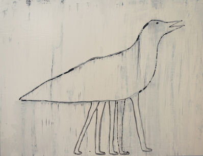Holly Roberts, 'Bird with Five Legs', 2016
