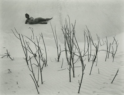 Edward Weston, 'Nude on Dunes', 1939