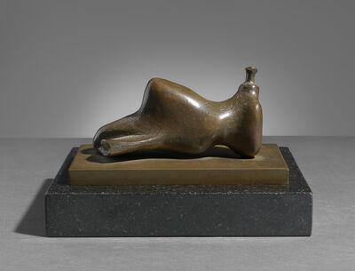 Henry Moore, 'Reclining Figure: Small Head', 1980
