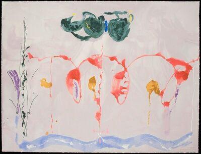 Helen Frankenthaler, 'Aerie'
