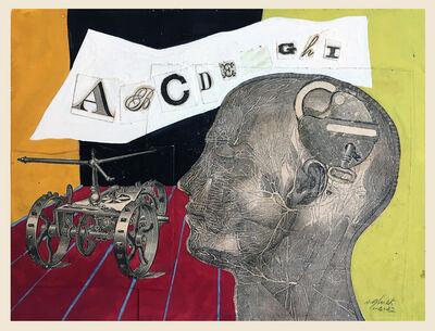 Nathan Gluck, 'Unlocking the Mind', 1942