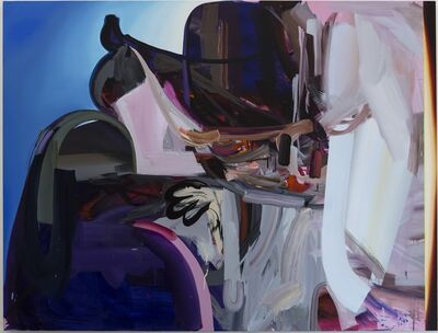 Raychael Stine, 'Purple Snicket Jammers', 2016