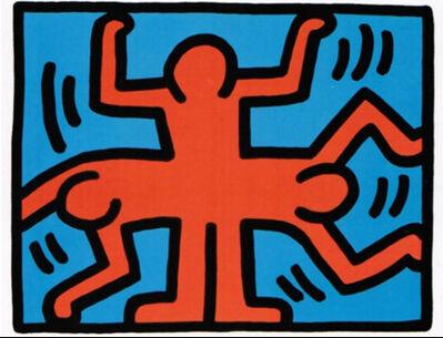 Keith Haring, 'Pop Shop VI', 1989