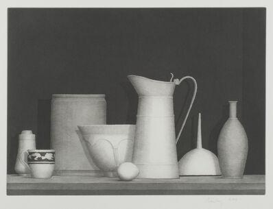 William H. Bailey, 'Untitled (Still Life)', 2001