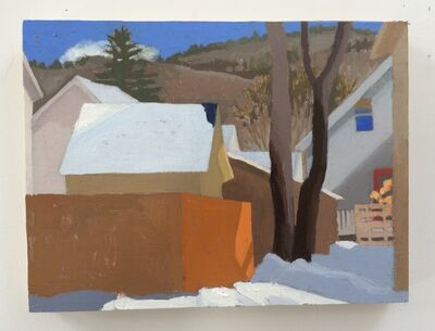 Celia Reisman, 'Snow Orange', 2017