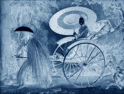 Thomas Ruff, 'neg◊jap_01', 2014