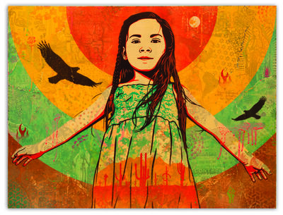 Ernesto Yerena, 'Indigenous Roots Denied… No More'