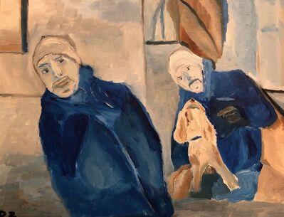 Douglas Zimmerman, 'Dog Walker (Mateus) ', 2018