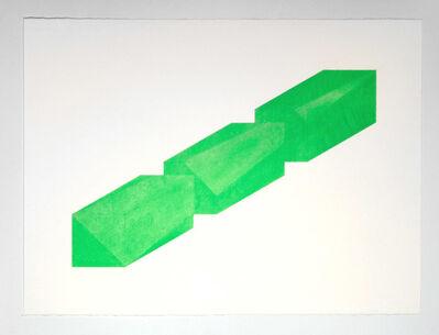 Brant Ritter, 'Green Arrow Study', 2005