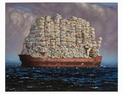 Scott Greene, 'Mobro: High Seas Drifter', 2015