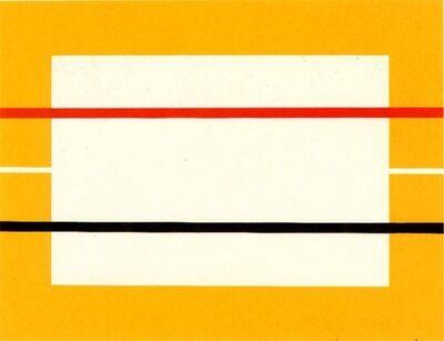 Donald Judd, 'Untitled (#196),', 1990