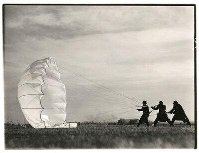 Margaret Bourke-White, 'Untitled #48 (Twenty Parachutes)', 1937