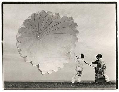 Margaret Bourke-White, 'Untitled #35 (Twenty Parachutes)', 1937