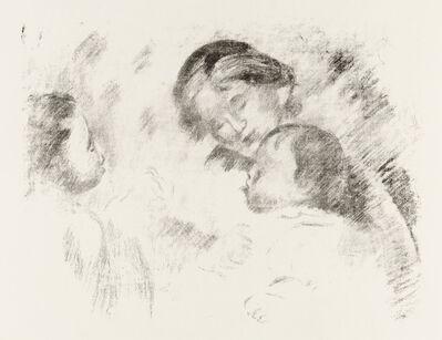 Pierre-Auguste Renoir, 'UNE MERE ET DEUX ENFANTS', 1905
