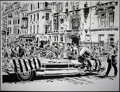 Thomas Witte, 'Parade, 1969', 2014-2015