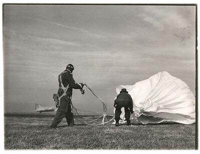 Margaret Bourke-White, 'Untitled #30 (Twenty Parachutes)', 1937