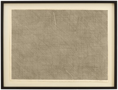Ferdinand Penker, 'Ohne Titel', 1980